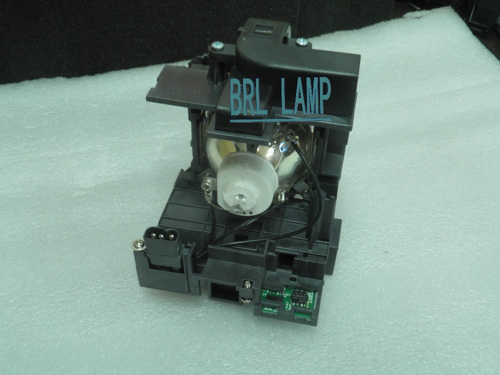 LMP137 Original lamp with housing NSHA275W  for PLC-XM100 / XM100L / XM5000 / PLC-XM80 / PLC-XM80L/PLC-WM4500 EIKI LC-XL100