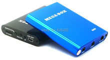 Super Mini AHD Recorder 1 Channel Mobile DVR Support 256GB TF Card  and 1TB HDD