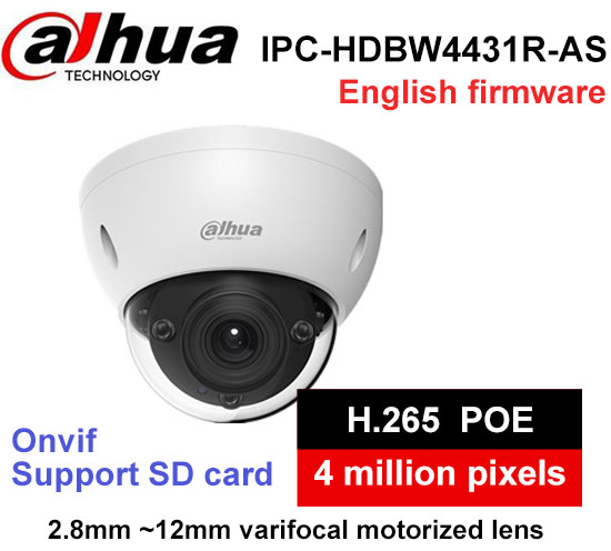 Dahua IPC-HDBW4431R-AS 4MP IP Camera Network IR H.265 Support POE DH-IPC-HDBW4431R-AS dome new model IPC-HDBW4431R-AS-v2 3000w instant electric shower water heater instant hot faucet kitchen electric tap water heating instantaneous water heater