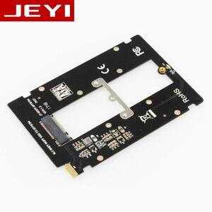 Image 5 - JEYI SFF 8784 SATA Express NGFF SFF 8784 Ultra Ince HDD m. 2 kart 2.5 5mm SATA3 WD5000MPCK SSD desteği Değil NVMe U.2 mSATA
