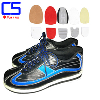 Men And Women Bowling Shoes Imported Super Comfortable Soft Fiber Platinum Sports Shoes
