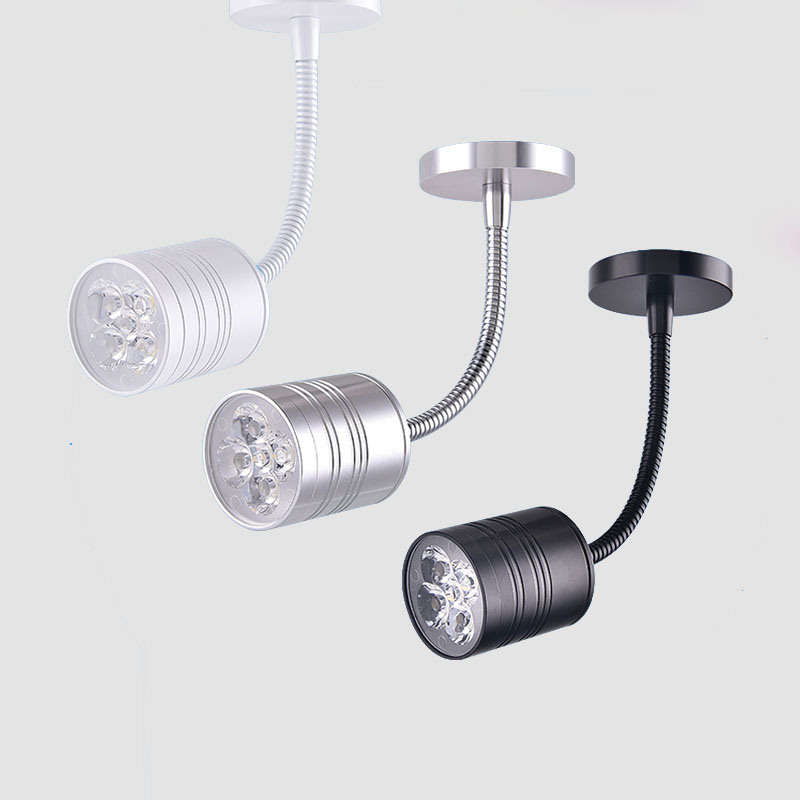 Mini LED Ceiling Lightis Spotlight led ceiling Down lighting3W / 5W AC85-265V Binnenverlichting