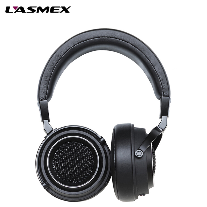 US $129 99  Germany Design Lasmex L 85 Solo HiFi Earphone Strong Bass  Headphone Stereo Open ended Metal with Mic / 1 2m+3m Audio Cable-in