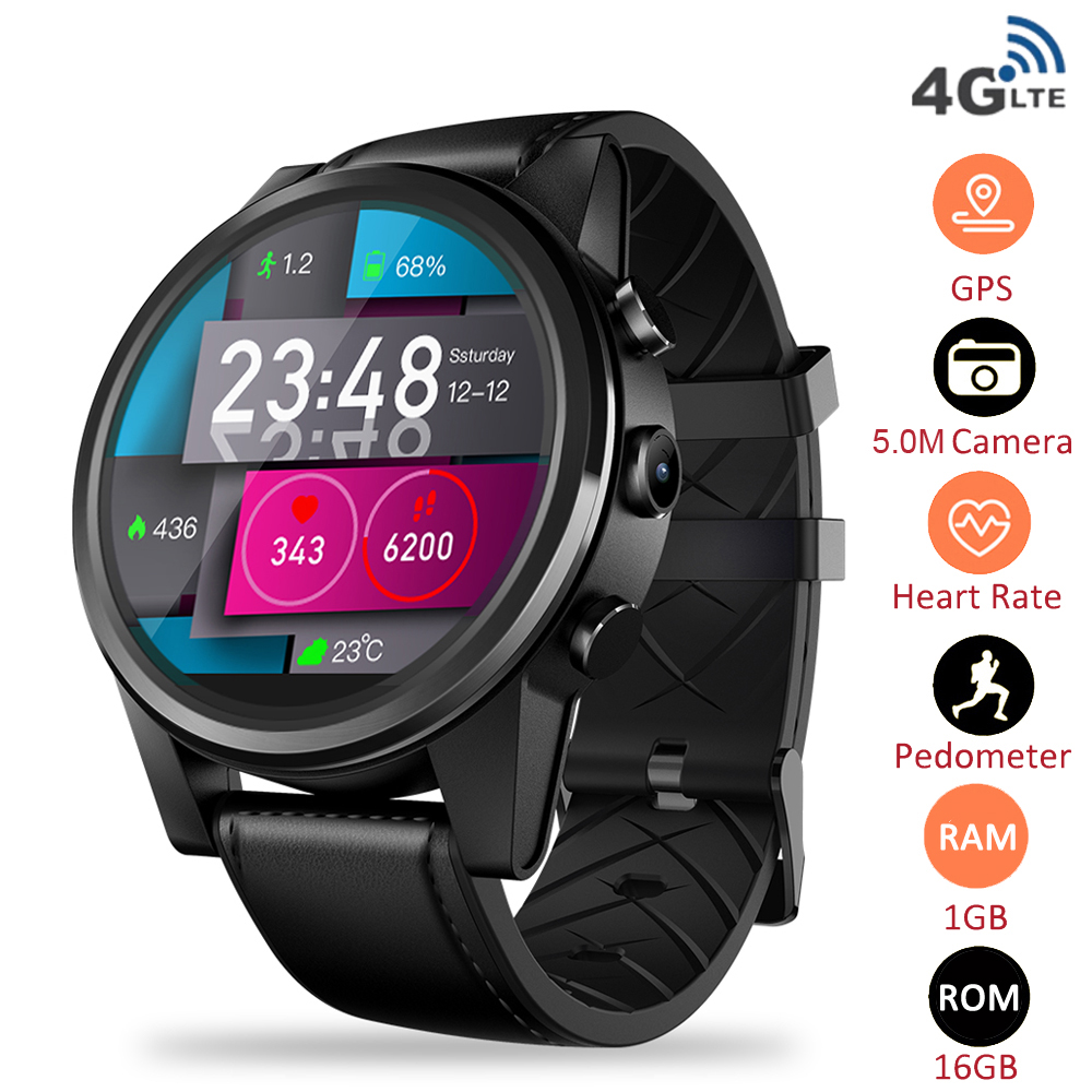 Thor 4 Pro mobile phone Android 7.1 Smartwatch phone 4G Call wifi 1GB RAM 16GB ROM mtk6739 quad core GPS Heart Rate Smart WatchThor 4 Pro mobile phone Android 7.1 Smartwatch phone 4G Call wifi 1GB RAM 16GB ROM mtk6739 quad core GPS Heart Rate Smart Watch