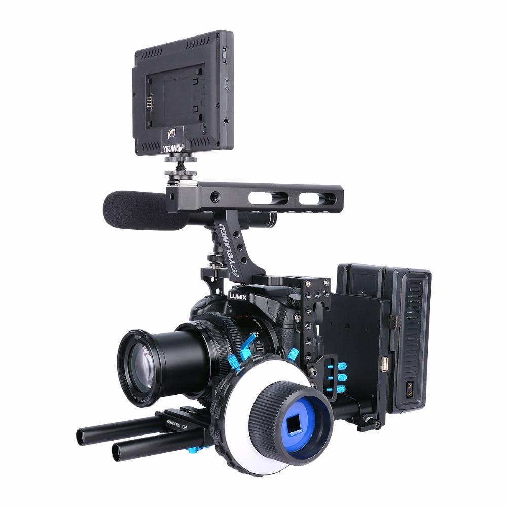 F3 amortissement précis de la mise au point AB limite suivre la mise au point micro-film prise de vue suivre la mise au point w réglable anneau ceinture pour Canon