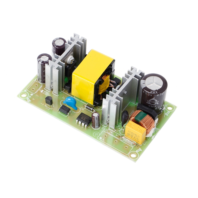 AC 100-240V to DC 24V 3A T12 Soldering Station Step-down Switching Power Supply Board 72W #0406