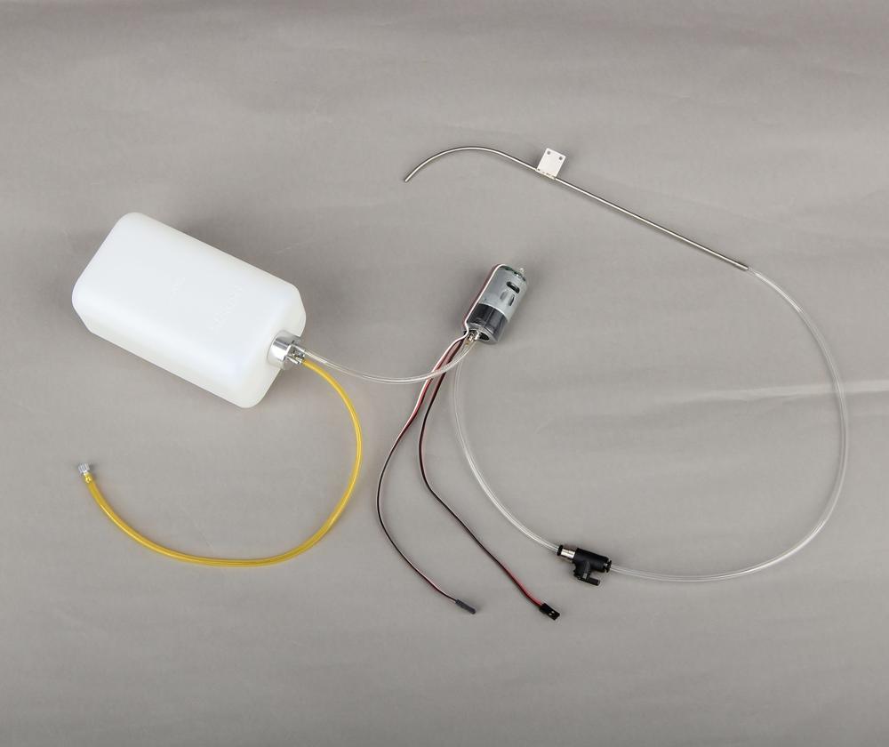 HSD جيتس التوربينات الدخان نظام كيت 750CC V3 خزان-في قطع غيار وملحقات من الألعاب والهوايات على  مجموعة 1