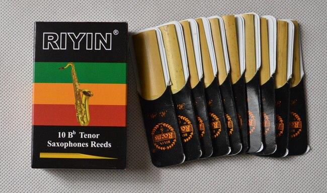 """Tenorové saxofonové rákosky rákosu Značka """"RIYIN"""" Nová síla # 2"""