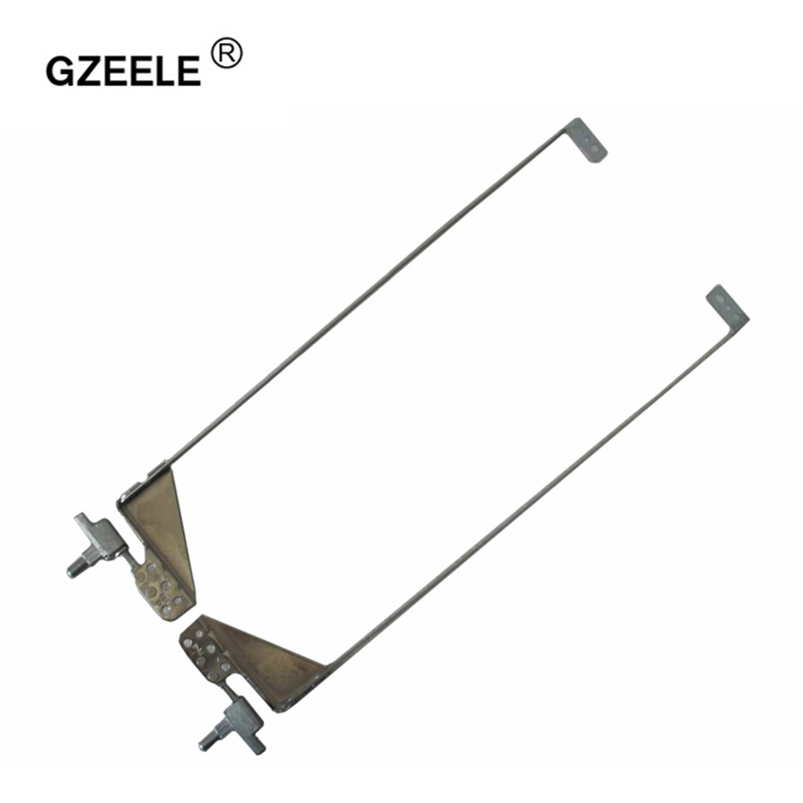 GZEELE NEW LCD Hinge For ASUS X59GL X59SL X59SR X50VL X50SL X50S X50V X50N X50M X50C X50R Laptop LCD Bracket Hinges Left & Right