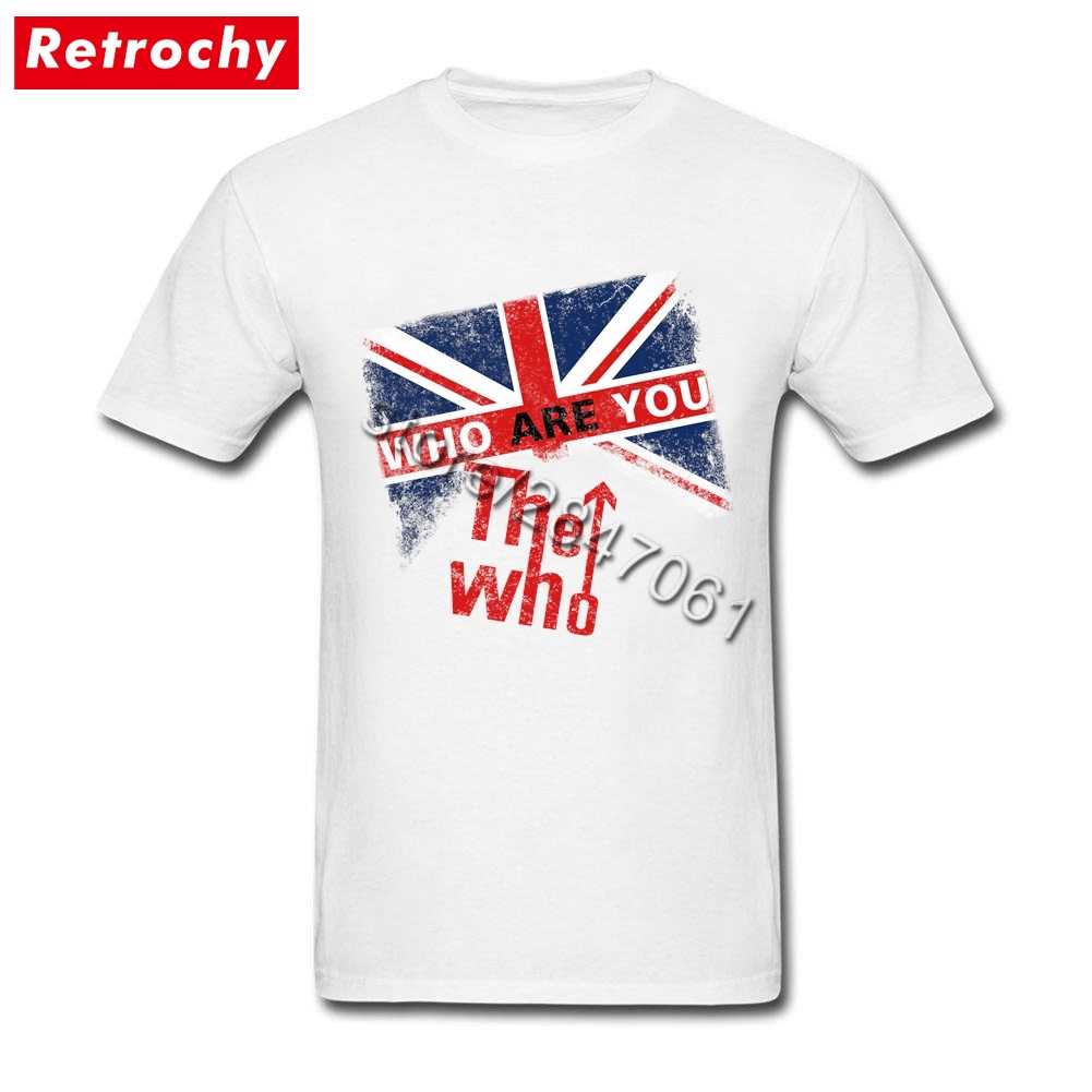 the who t shirt vintage