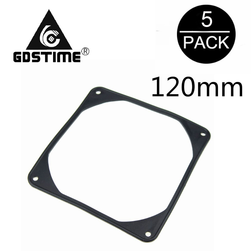5pcs Gdstime Reduse Noise 120mm 12cm Anti Vibration Gasket Shock Absorption Pad 5pcs Gdstime Reduse Noise 120mm 12cm Anti Vibration Gasket Shock Absorption Pad