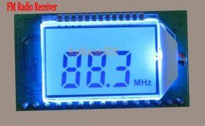 Image 1 - Pll液晶デジタルfmラジオ受信機モジュール87 108 mhzワイヤレスマイクステレオ