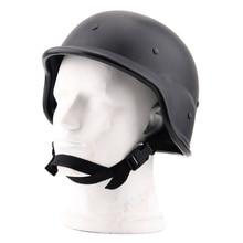 58-60 см ABS пластиковый Камуфляжный шлем тактика поле армейский боевой motos мотоциклетные шлемы