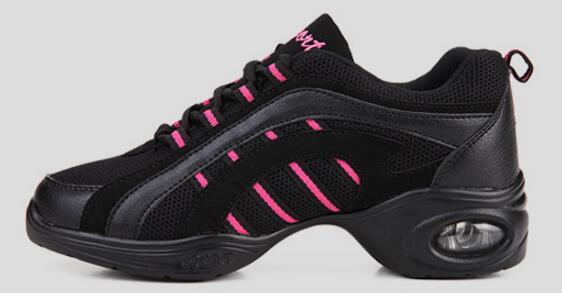 новый 2017 обуви для танцев женщины джаз хип-хоп обувь сальса кроссовки для женщины на платформе для танцев дамская обувь