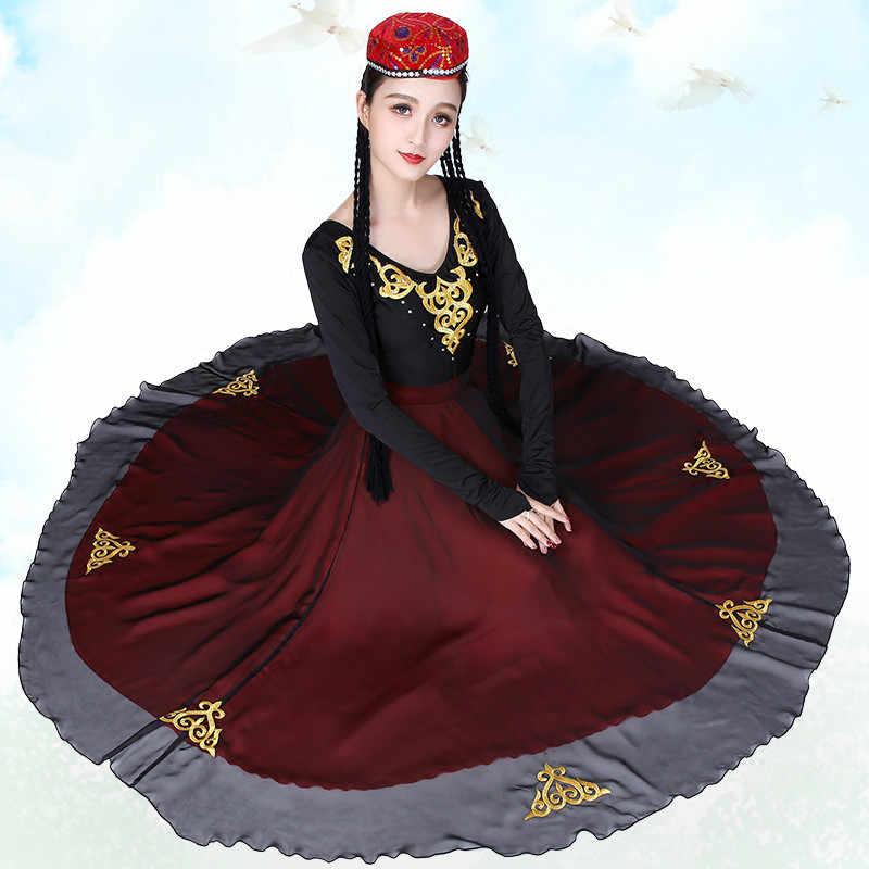 67bb870ac009 Detail Feedback Questions about Xinjiang dance costumes women s new ...