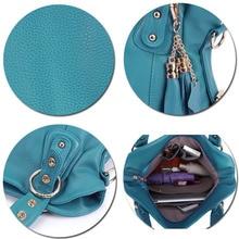 women leather handbags bag female fashion women shoulder bag woman luxury brand tote ladies hand bags 2017 bolsa feminina luxe