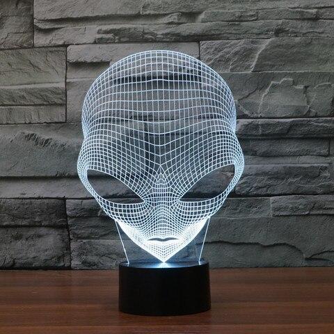 visao luz de energia usb presente decoracao da lampada mesa