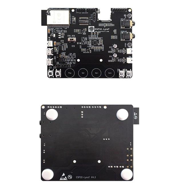 ESP32 LyraT オーディオ IC 開発ツールボタン、 tft ディスプレイとカメラサポート ESP32 LyraT ESP32 LyraT