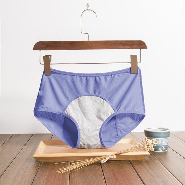 Leak Proof Menstrual Women Underwear … 3 Pcs per Pack