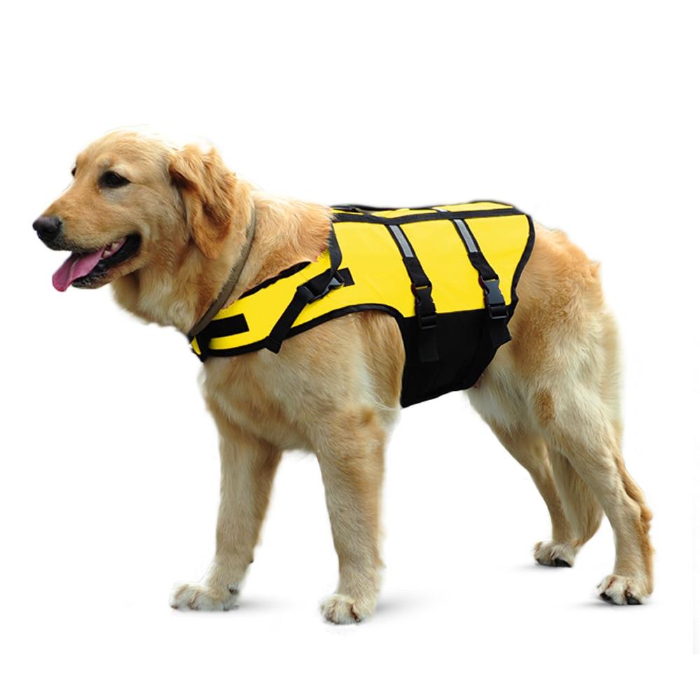 Pet Dog Life Jacket Dogs Swimwear For Mesium Large Dogs Grown Dog