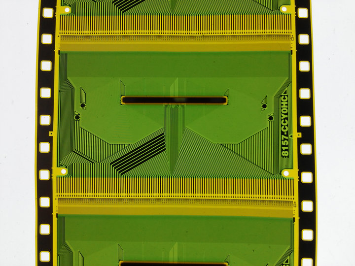8157-CCYOHC New TAB COF IC Module philips xenium s309 black