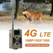 HC330LTE 4G Trail Camera Hunting Camera 16MP 1080P SMTP SMS Infrared Cameras IR