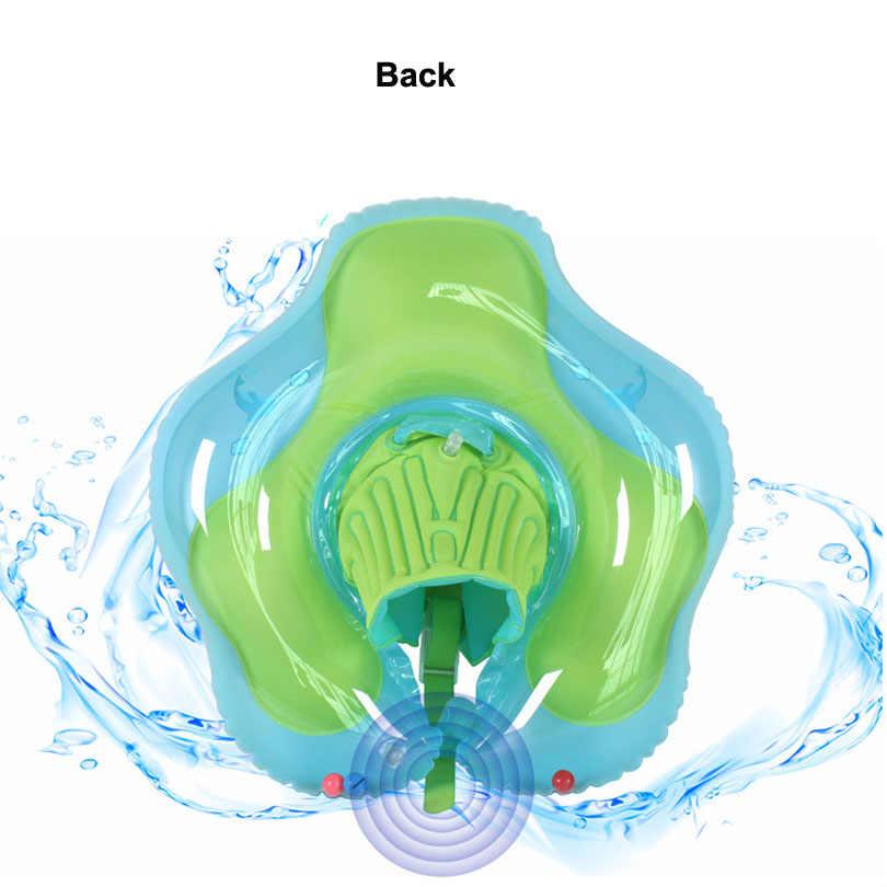 Безопасное детское надувное кольцо для купания, надувной круг для подмышек, детский плавательный круг, аксессуары для бассейна, для купания ребенка, двойной плот, плавающие кольца, игрушка