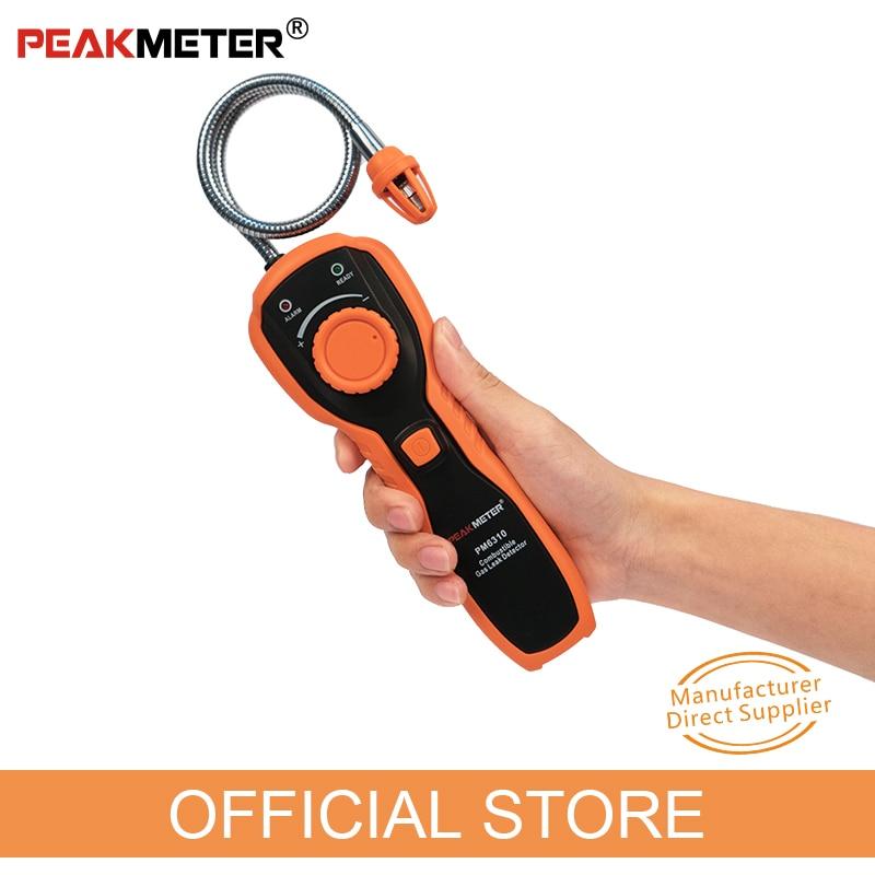 PEAKMETER oficial PM6310 Detector de fugas de gas combustible de alta - Instrumentos de medición - foto 3