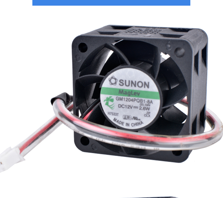 COOLING REVOLUTION GM1204PQB1-8A 4cm 40mm fan 4028 12V 2.6W Double ball bearing large air volume power supply cooling fan