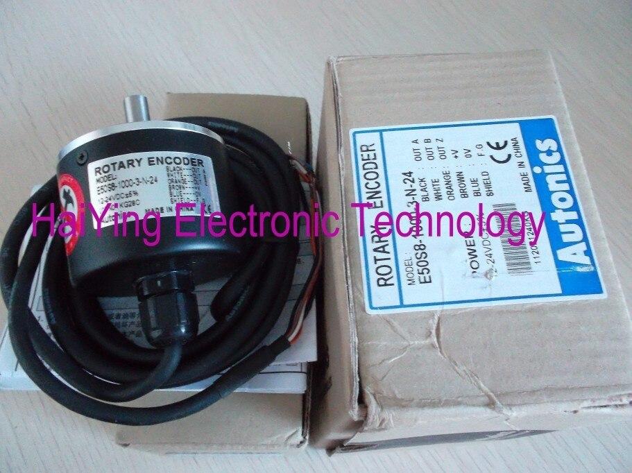 все цены на  New and original    E50S8-1000-3-N-24  Autonics   Encoder  онлайн