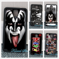 Kiss Let S Rock Band Case Cover For Samsung Galaxy S3 S4 S5 S6 S6 Edge