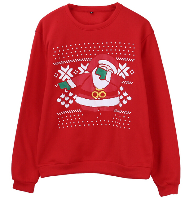 Red Mens ugly christmas sweater 5c64c1130a7b4