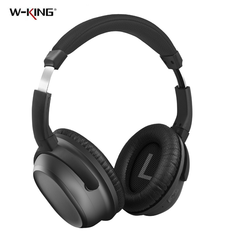Airport Active Noise Isolating Cancelling Bluetooth Wireless Handsfree Over Ear Headset with Mic for iphone,xiaomi,ipad,airport a01 bluetooth headset v4 1 wireless headphones noise cancelling with mic handsfree earpiece for driving ios android