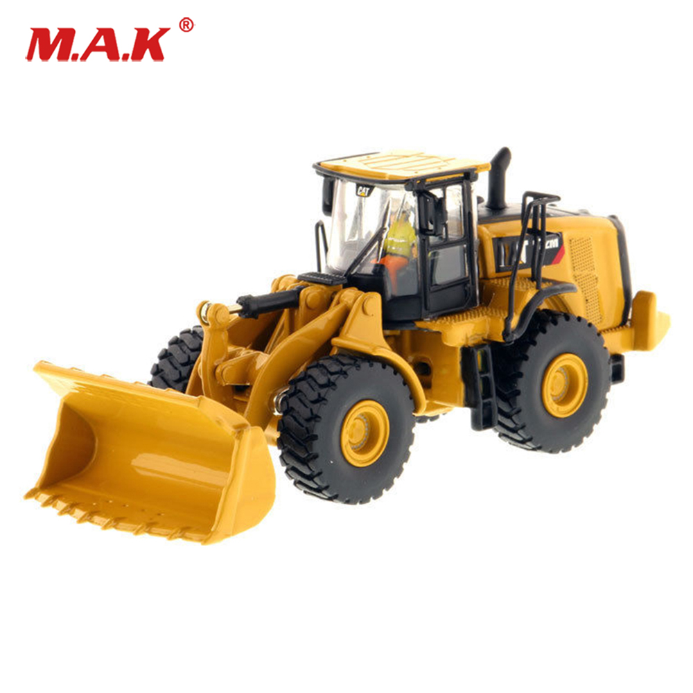1/87 85949 Diecast 1/87 Scale 972M Wheel Loader Engineering Vehicles Engineering Truck Vehicles Collection