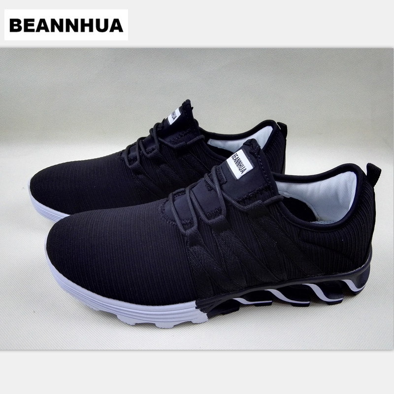 BEANNHUA 201 new spring and summer blade low breathable mesh of sports shoes running shoes sneakers