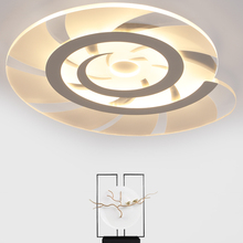 Modern LED Ceiling Lights Acryl Round Conch Ceiling font b Lamp b font font b Home