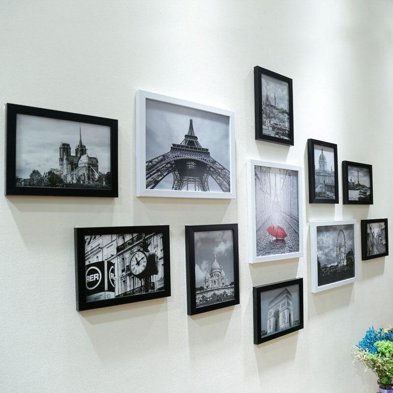 Moderno Los Marcos Del Collage Blanco Festooning - Ideas ...