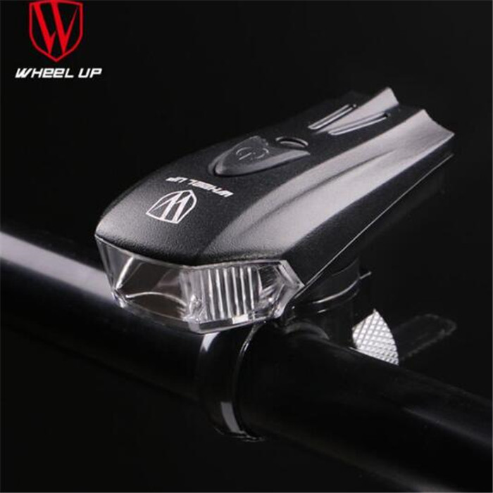 WHEEL UP Bike Light Front Led Rechargeable Waterproof USB Bicycle Outdoor Sports MTB Road Cycling Flashlight Torch Bike Accessor