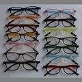 2016 Горячей продажи женщин очки рамка марка дизайнер super light оптический очки зрелище кадр очки óculos де грау sol