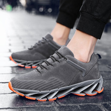 2019 spring and summer new knife mens shoes running fashion casual sports