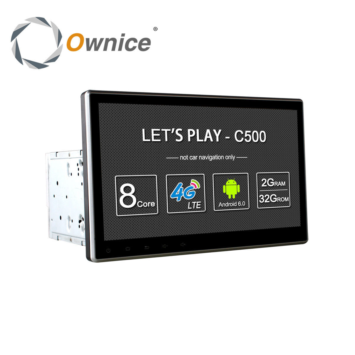 Ownice C500 10.1 Universal 2 din Car dvd radio Player Navigation GPS Android 6.0 Octa Core 4G LTE 2GB+32GB DAB+ TPMS Carplay ownice c500 ol 7001f 7 0 inch car navigator dvd player