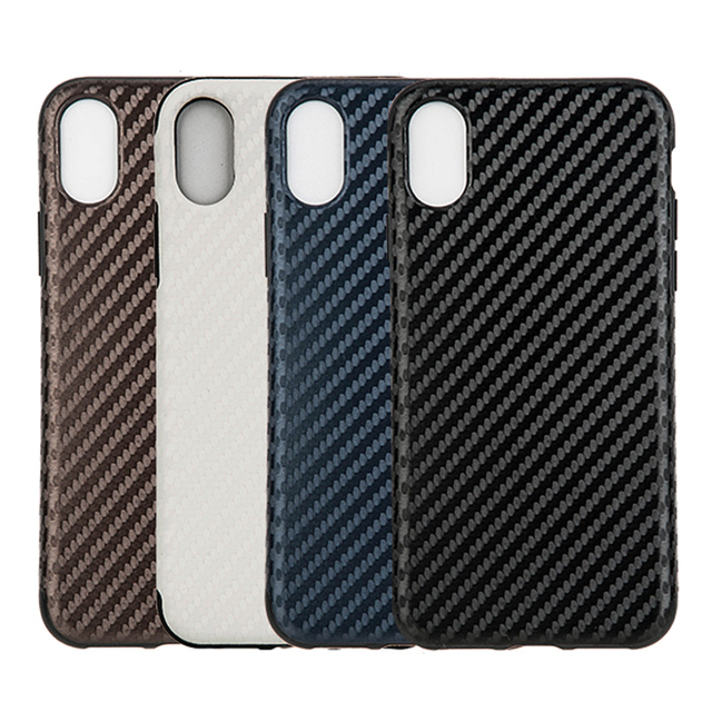 custodia iphone x carbon