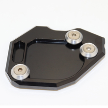 Fit for BMW F800GS F 800 GS 2008 – 2015 Kickstand Foot Side Stand Extension Pad Support Plate