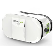 Xiaozhai z3 bobovr vrกล่อง3d googleแว่นตาvrความจริงเสมือน3dแก้วสำหรับ4 ~ 6มาร์ทโฟนกระดาษแข็ง+บลูทูธควบคุม