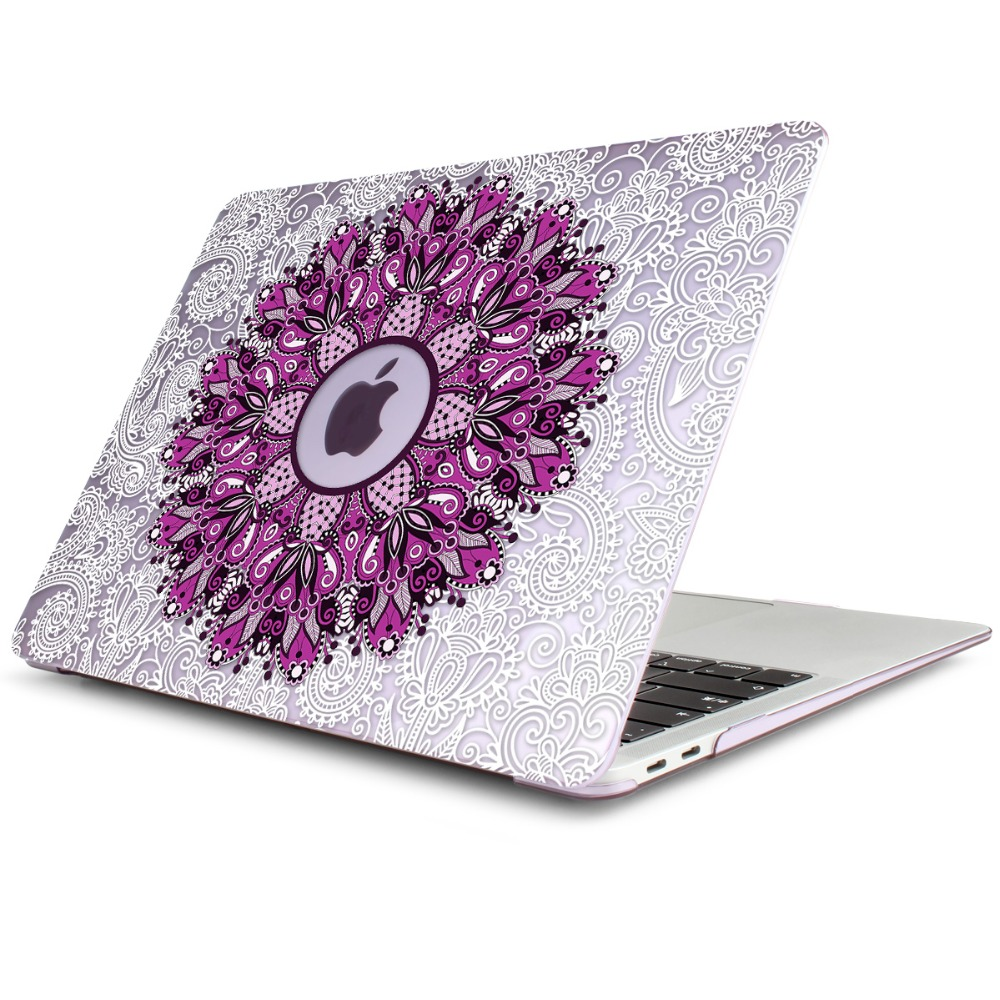 Mandala Print Case for MacBook 73