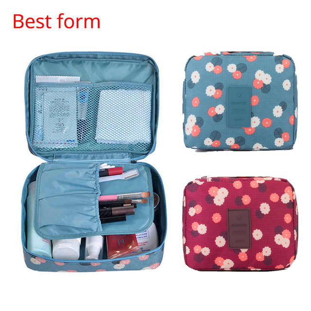 5a148c786c43 2018 New Travel Fashion Women Cosmetics Cosmetic Bag Beautician Storage Bags  Large Capacity Women Wash Bag
