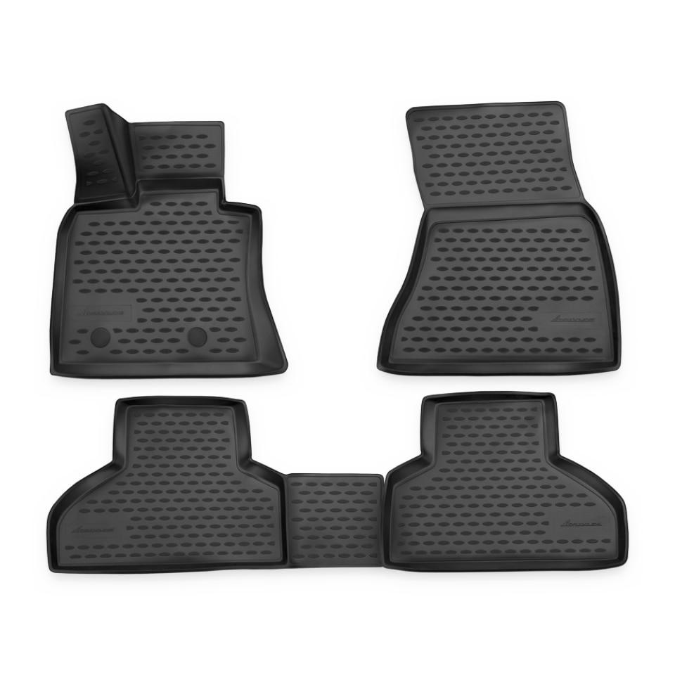 3D Floor mats for BMW X5 F15 2013-2018 Element NLC3D0538210K