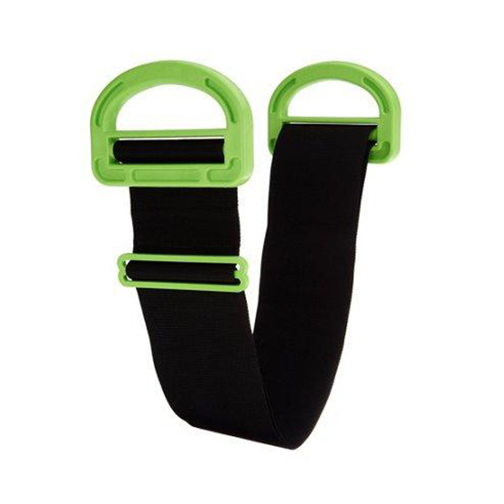 Rope Handling tools Adjustable Moving And Lifting Straps For Furniture Boxes Mattress d90503