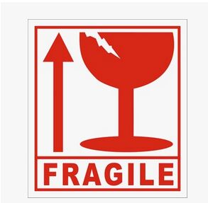 Online Buy Wholesale fragile sticker from China fragile ...