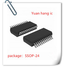 NEW 10PCS/LOT MCP3907N MCP3907N-I /SS MCP3907NI/S MCP3907 SSOP-24  IC